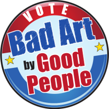 Bad Art Logo